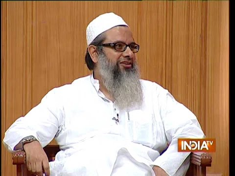 Maulana Madani Praised Former Prime Minister Dr Manmohan Singh | India Tv