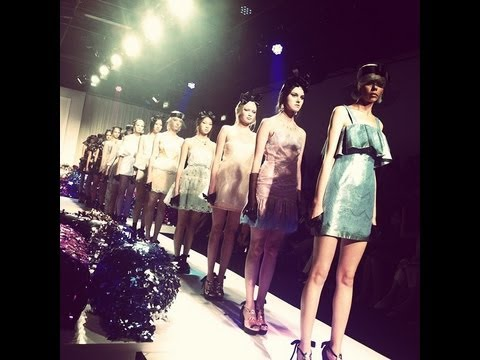 "Fashion Show ""Disaya"" Autumn Winter 2013 (VDO BY POPPORY FASHION BLOG)"