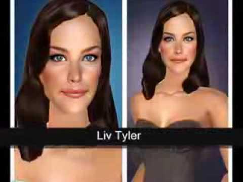Celebrity Sims 2 - YouTube