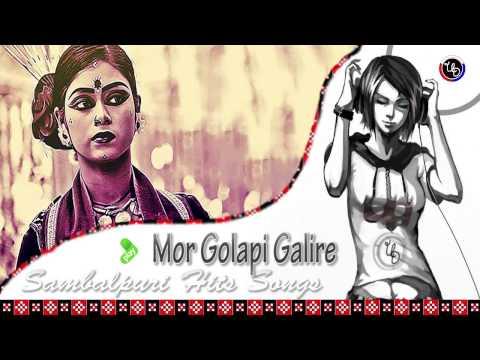 Mor Golapi Galire || Sambalpuri Hits Songs ||