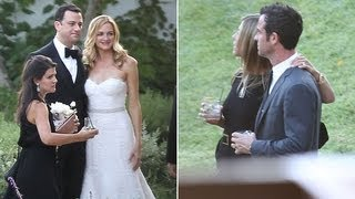 Jimmy Kimmel Gets Married to Molly McNearney | POPSUGAR News