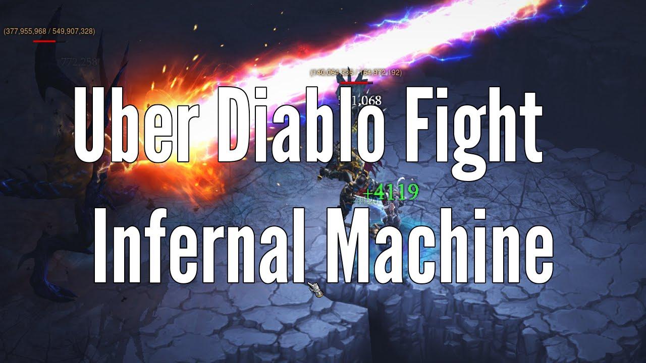 diablo 3 reaper of souls infernal machine