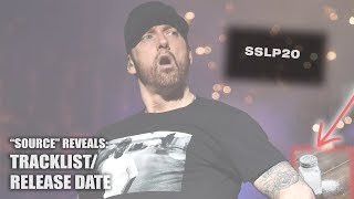 "Potential Leaked ""Track List/Release Date"" of Eminem Upcoming Album Surfaces Online - Anon. Source"