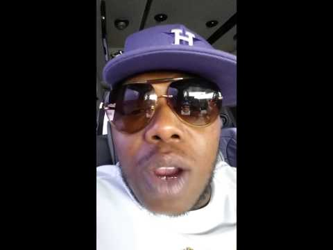 Z-Ro – On The Way To Dallas Freestyle (Video)