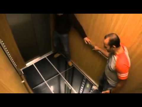 LG'nin Asansör Şakası