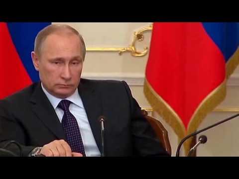 Путин жестко разносит чиновников!!! смотрет