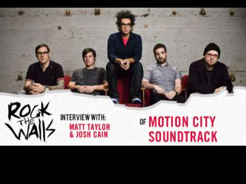 Rock The Walls: Interview Part 1 of 2 with Matt Taylor and Josh Cain of Motion City Soundtrack