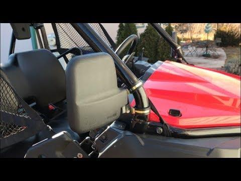 Maverick Advantage UTV Side Mirrors - Honda Pioneer 500/700 (Vid #27) thumbnail