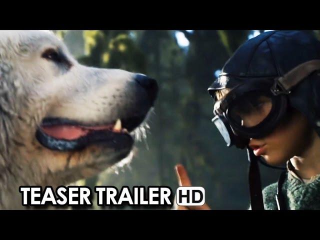 BELLE & SEBASTIEN - L'AVVENTURA CONTINUA Teaser Trailer Ufficiale Italiano (2015) HD