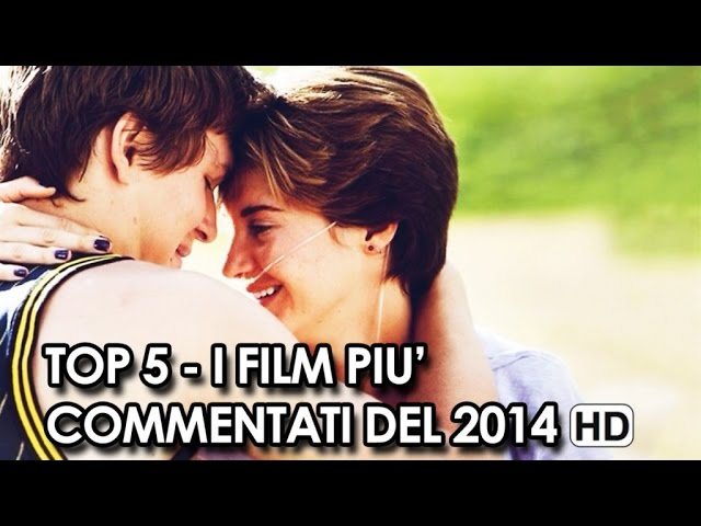 TOP 5 - I Film Più Commentati del 2014 - HD