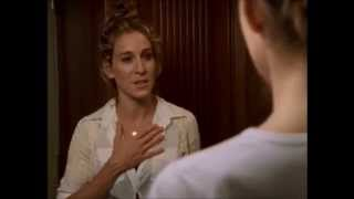 Sex And The City - Carrie Storms Over To Charlotte's House