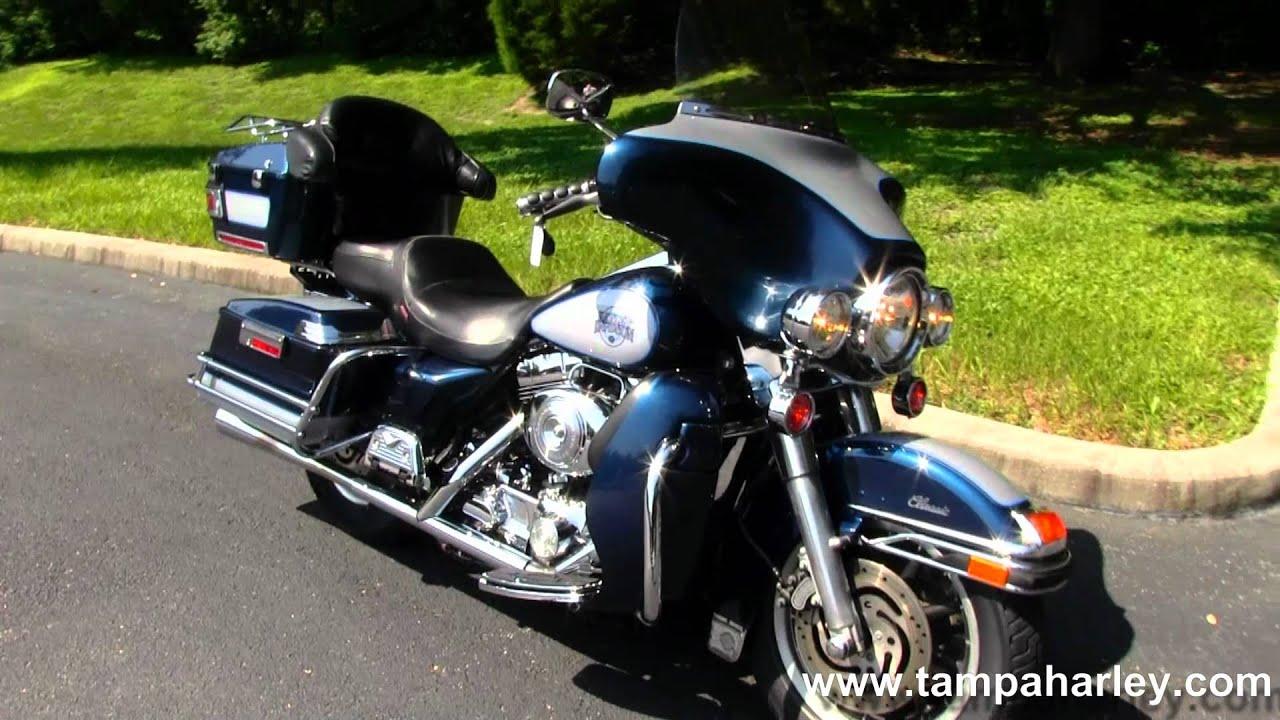 2001 Harley Davidson FLHTC Electra Glide Classic   YouTube