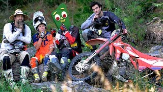 MIND BOGGLINGLY RANDOM FAQ DIRT BIKE VID Cross Training Enduro