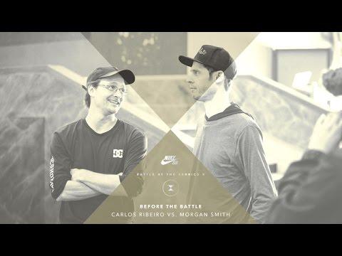 BATB X   Before The Battle - Morgan Smith vs. Carlos Ribeiro