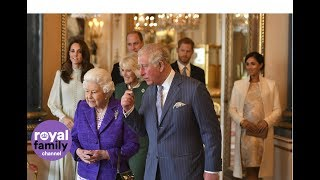 Royal family marks 50 years since Investiture of Prince of Wales