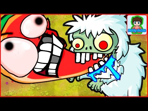 Игра Зомби против Растений 2 от Фаника Plants vs zombies 2 (31)