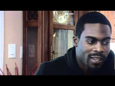 LaSalle Blanks and I had the opportunity to talk with Michael Vick at his mother's home in Hampton, Virginia, about how he is doing now...back in the NFL, an...