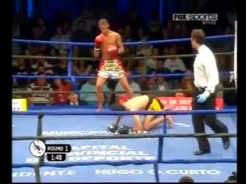 K1  IGNACIO 'EL MISIL' CAPLLONCH (taekwondo) VS CESAR 'MARTILLO' ROMERO (kick boxing,taekwondo)