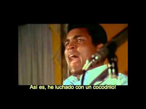 Thumbnail of video Muhammad Ali - When We Were Kings (subtitulado español)