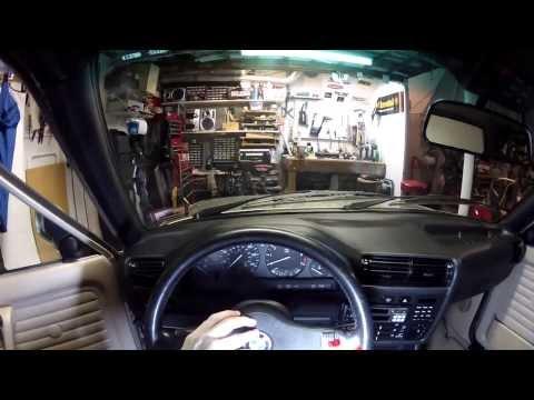 BMW E30 Cluster Removal DIY Lightbulbs/Odometer Gears 318i/s 325i/s/x M3 1983-1992