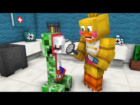 Fnaf Monster School Baby Operation Minecraft Animation