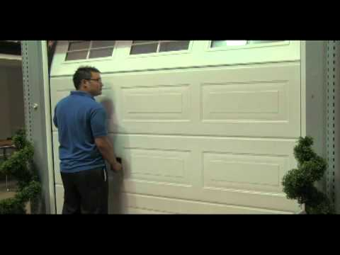 How To Re Engage Garage Door
