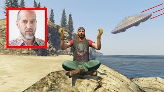INTERVIEW WITH THE REAL OMEGA ABOUT THE MISSING DIALOGUE! (GTA 5 Easter Eggs And Secrets)