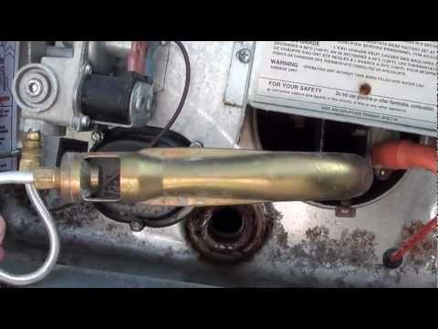 Replace RV Electric Water Heater Element (Suburban Model)