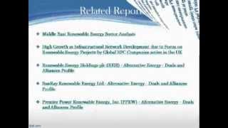 Bharat Book Presents : Opportunity in the Renewable Energy Business in India