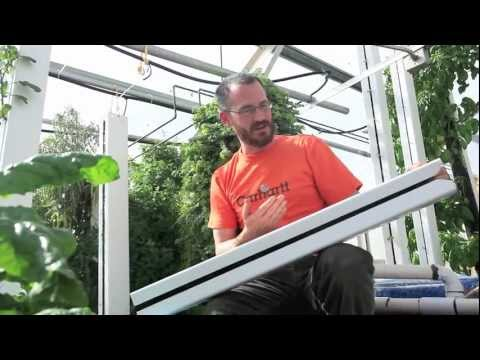 Hanging Aquaponics or Hydroponics Towers