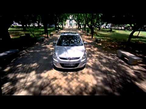 Hyundai i20, реклама