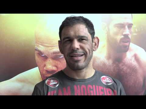 Rogerio Nogueira I Like This Fight  UFC on FOX 12 PreFight