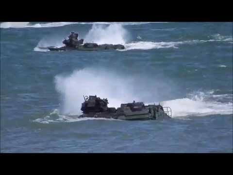 NATO Amphibious Landing in Ustka, Poland