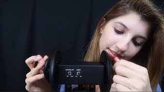 ASMR Ear Massage & Brushing ~