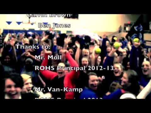 Royal Oak High School Lip Dub 2013