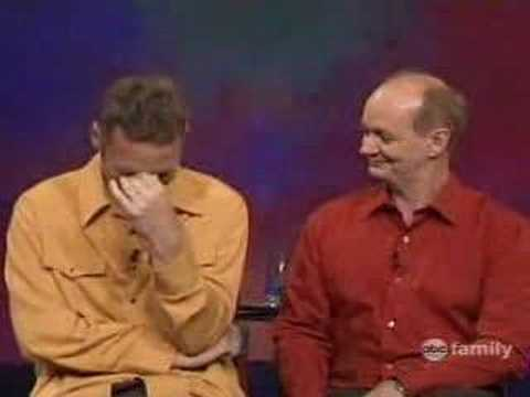 Whose Line - Arctic Tern