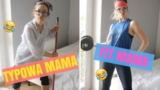 TYPOWA MAMA VS FIT MAMA