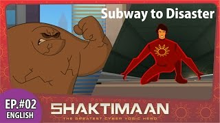 Shaktimaan - Episode 2