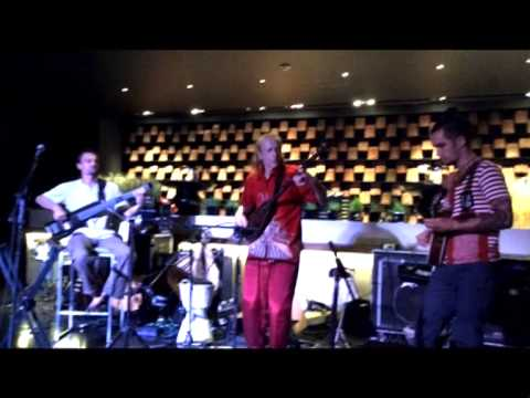 Oriental Jazz & World Funk - KUMBHAMELA live in Bali - full version