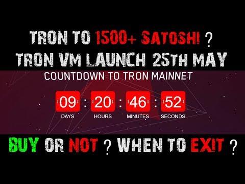 TRON (TRX) Bitcoin Price Prediction in Hindi/Urdu