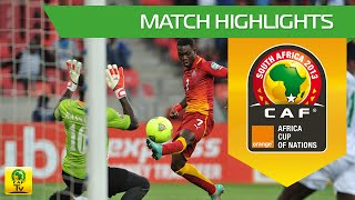 CAN Orange 2013 | Niger 0-3 Ghana