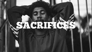 "[free] Hodgy x Isaiah Rashad type beat ""Sacrifices"""