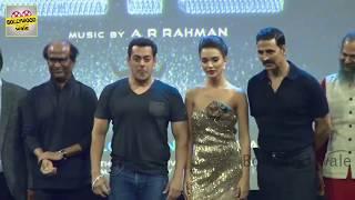 Salman Khan Touches amy jacksons' Big Big Boobs (o)(o) OMG