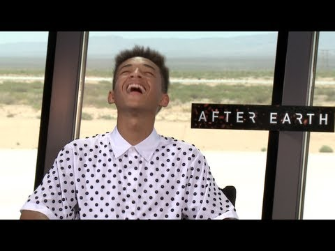 AFTER EARTH Interviews: Jaden Smith and Will Smith