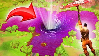 How To Get UNDER Loot Lake! *SECRET AREA* (Fortnite)