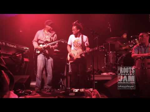 Vernon Reid || The Roots Present The Ten Dollar Bill Show || 4.01.09
