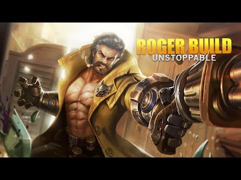 Mobile Legends: ROGER UNSTOPPABLE BUILD