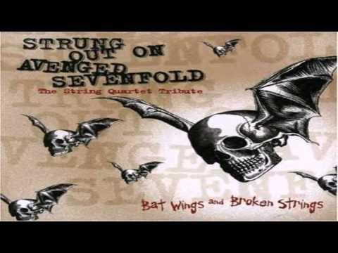 bat wings and broken strings