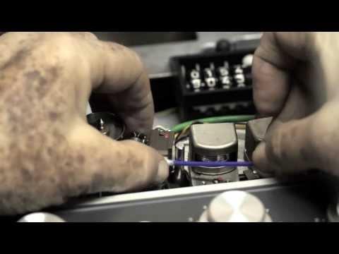 Gravador Revox - Limpeza dos Cabeçotes