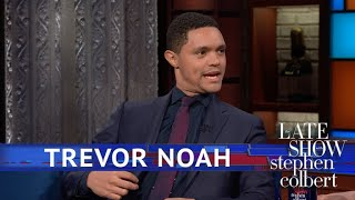 Trevor Noah Was Low Key In 'Black Panther'